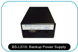 BS-LS10 Backup power Supply